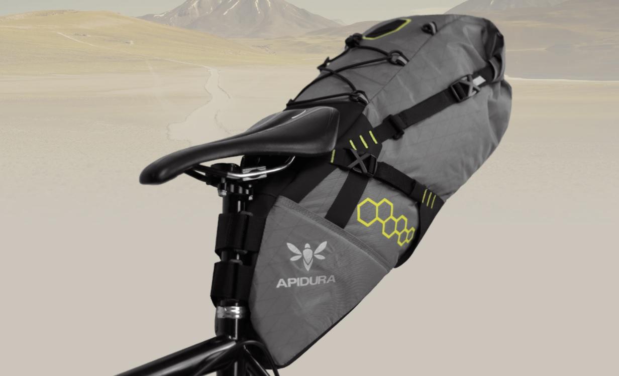 自転車の 自転車のベル 構造 : 画像1: APIDURAサドルバッグ ...