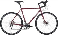 SURLY DISC TRUCKER(完成車)Maroon #79