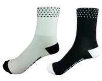 Cafe du Cycliste Dot Socks
