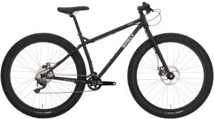 画像1: SURLY KRAMPUS OPS完成車(FLAT BLACK)