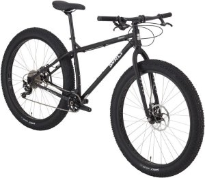 画像2: SURLY KRAMPUS OPS完成車(FLAT BLACK)