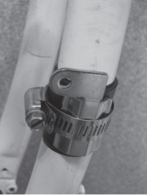 画像2: SURLY NICE RACK Front Mid-Blade Adaptor kit