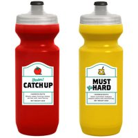 SPURCYCLE CATCH UP AND MUST HARD WATER BOTTLE