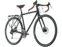 SALSA CYCLES  16 MARRAKESH DROP BAR DEORE(BLACK)