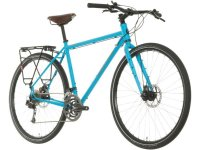 SALSA CYCLES  16 MARRAKESH FLAT BAR DEORE(BLUE)