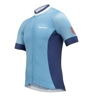 """SALE""Pearson Power To The People Cycling Jersey (LIGHT BLUE)"