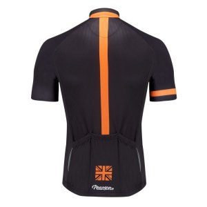 "画像3: ""SALE""Pearson Tangerine Dream Cycling Jersey (BLACK)"