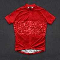 Twinsix Men's The Navigator (RED) Cycle Jersey