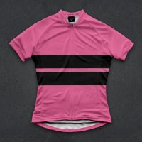 Twinsix The Forever Forward (W) (PINK) Women's Cycle Jersey