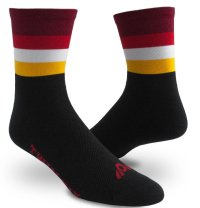TWIN SIX Soloist Sock (RED)
