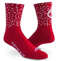 TWIN SIX Navigator Sock (RED)