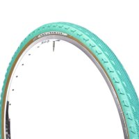 SW x Panaracer THE HOMAGE TIRE GreenxSkin