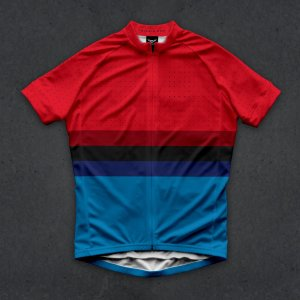 画像1: Twinsix Men's The Solist Cycle Jersey