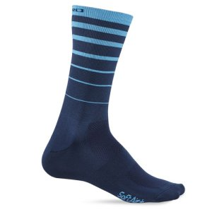 画像1: GIRO COMP RACER HIGHT RISE Blue 6 String SOCKS