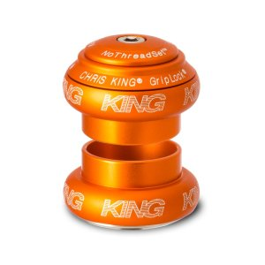 "画像1: CHRIS KING 1-1/8"" NoThreadSet(Matte MANGO)"