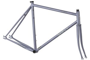 画像1: Surly STEAMROLLERフレームセット(Metallic Lilac)