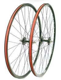 GRAN COMPE WHEEL SET(BLACK)